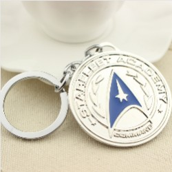 Star Trek Academy Commano Logo Necklace
