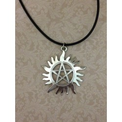 Anti-Posession Necklace (Steel)