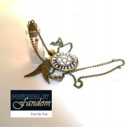 Supernatural Salt & Burn Necklace