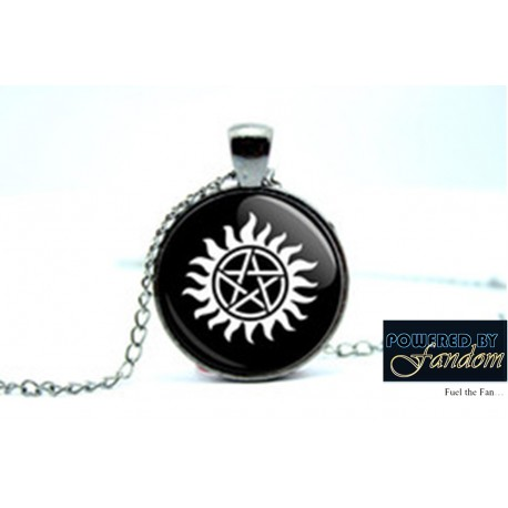 Supernatural, Anti-Possession Cabachon Necklace