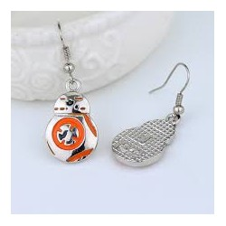 Star Wars Inspired BB8 Earrings