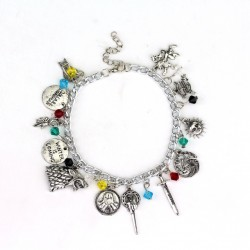 Game of Thrones Inspired Charm Bracelet
