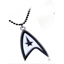 Star Trek data shield necklace