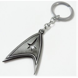 Star Trek Data Shield Keychain