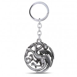 House Targaryen Keychain