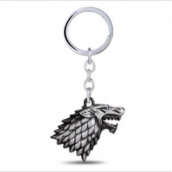 House of Stark Keychain