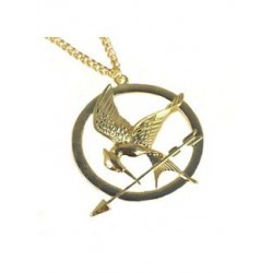 Mocking Jay Necklace