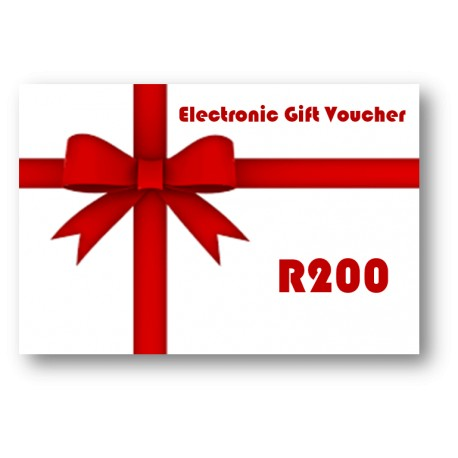 R200 Electronic Gift Voucher