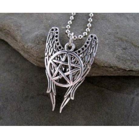 Supernatural Inspired necklace