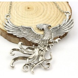 Harry Potter Phoenix Necklace