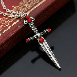 Sword of Gryffindor Necklace (Harry Potter)