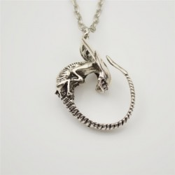 Alien vs Predator Necklace