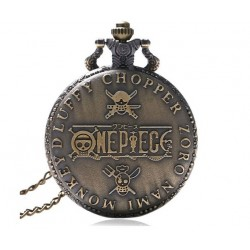 One Piece Anime Pocket Watch
