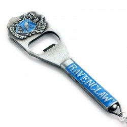 Harry Potter Ravenclaw Bottle Opener/Keychain with Crest