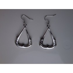 Assassin's Creed Earrings (Silver Plated)