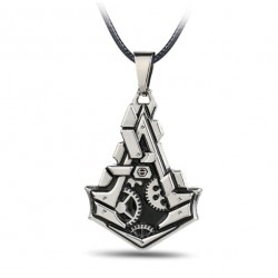Assassin's Creed Steampunk Necklace