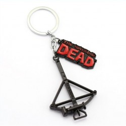 Walking Dead Keyring