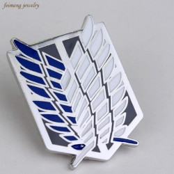 Attack on Titan Pin/ Brooch