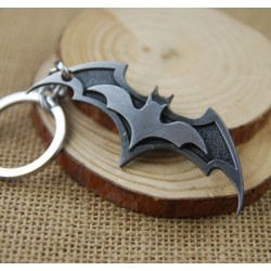 DC Batman Keyring (Pewter Metal)
