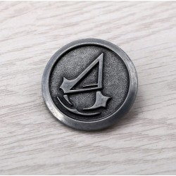 Assassin's Creed Official Badge Pin
