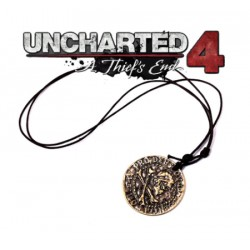 Uncharted 4 - Dubloon Necklace