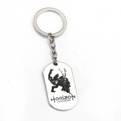 Horizon Zero Dawn ThunderJaw Dogtag Necklace