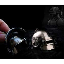 Player Unknown Battlegrounds Keychain (Helmet)