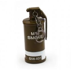 Player Unknown Battlegrounds Keychain (Smoke Grenade)